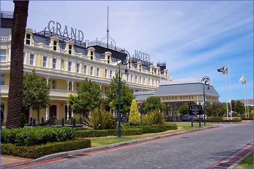 Grand Hotel am Grand West Casino in Goodwood