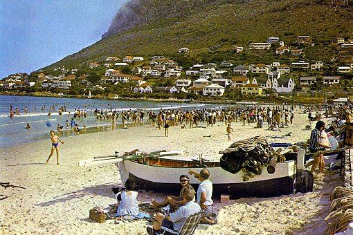fish-hoek-beach-1965