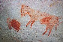 rock-paintings