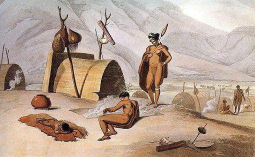Khoisan geschichte suedafrika