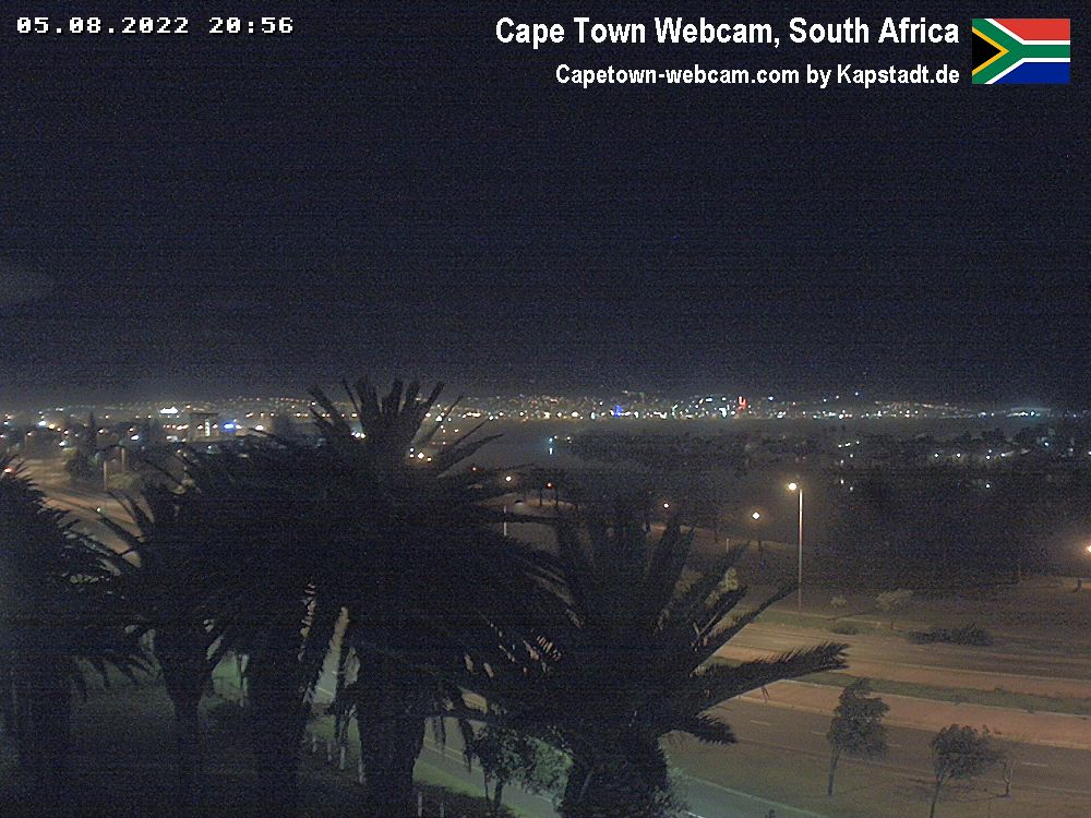 Cape Town Webcam, South Africa