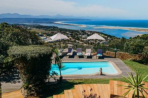Gästehaus La Vista Lodge in Plettenberg Bay