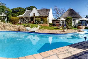 Private Guest House in Knysna