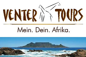 Venter Tours Safari Reisespezialist