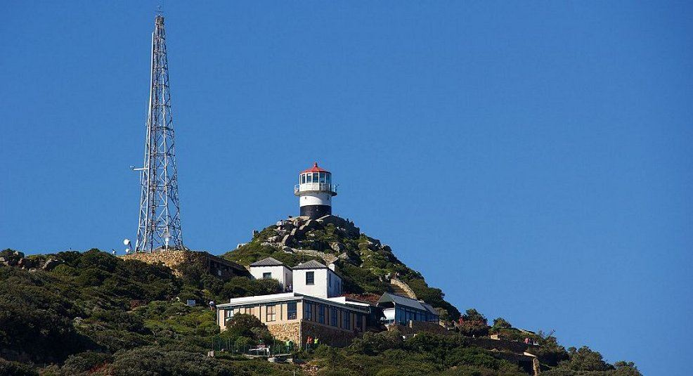 alter leuchtturm cape point