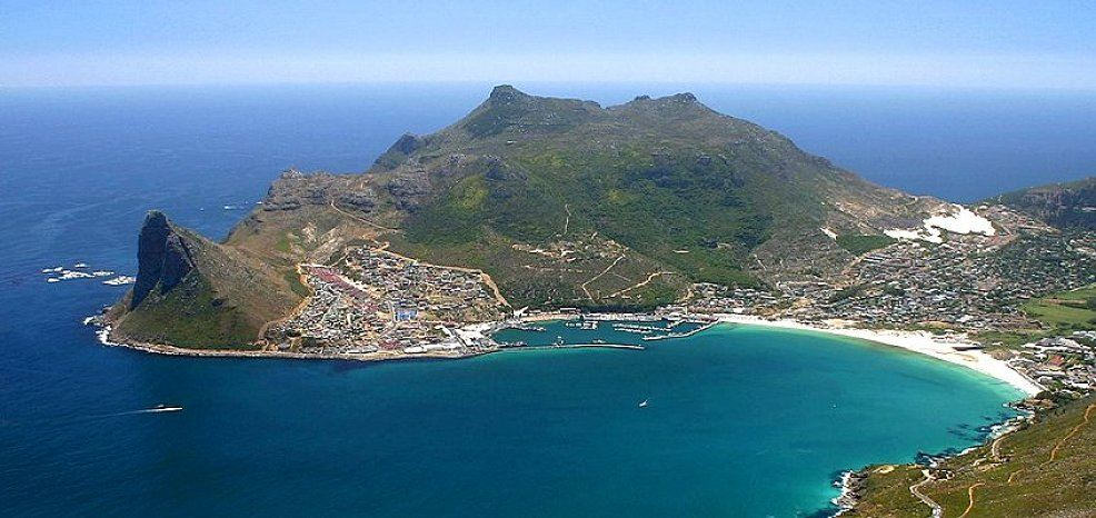 hout bay panorama
