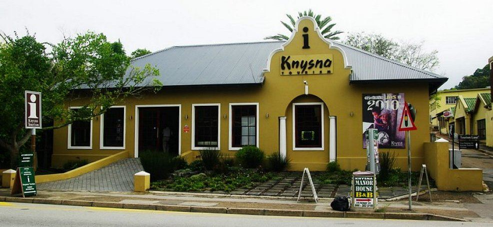 tourist info in knysna