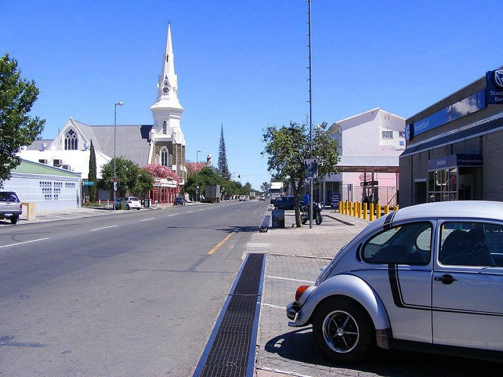 beaufort west hauptstrasse