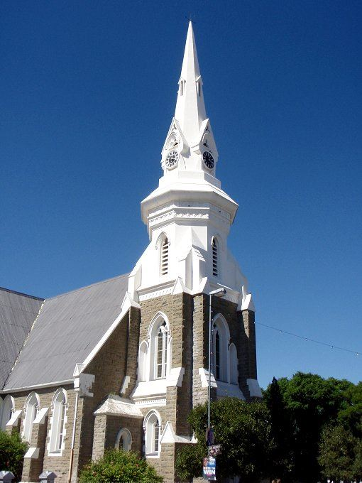 beaufort-west-kirche