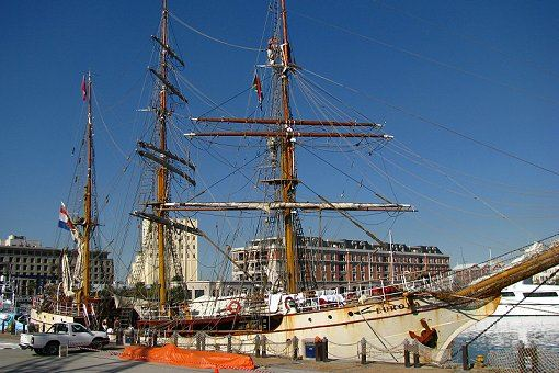 cape town waterfront segler