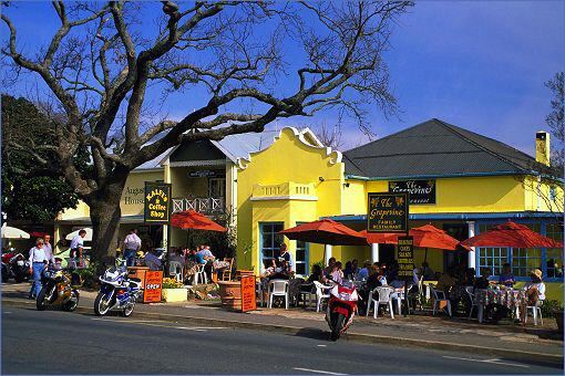 Restaurants In Cape Town South Africa