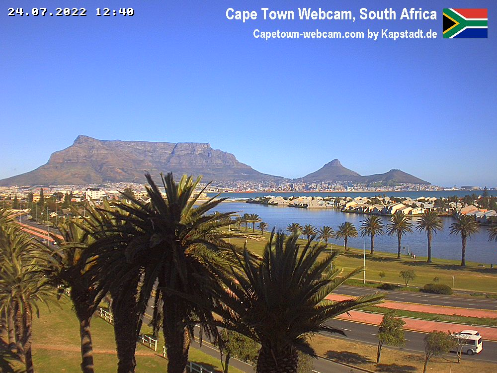 Fish Hoek Webcam