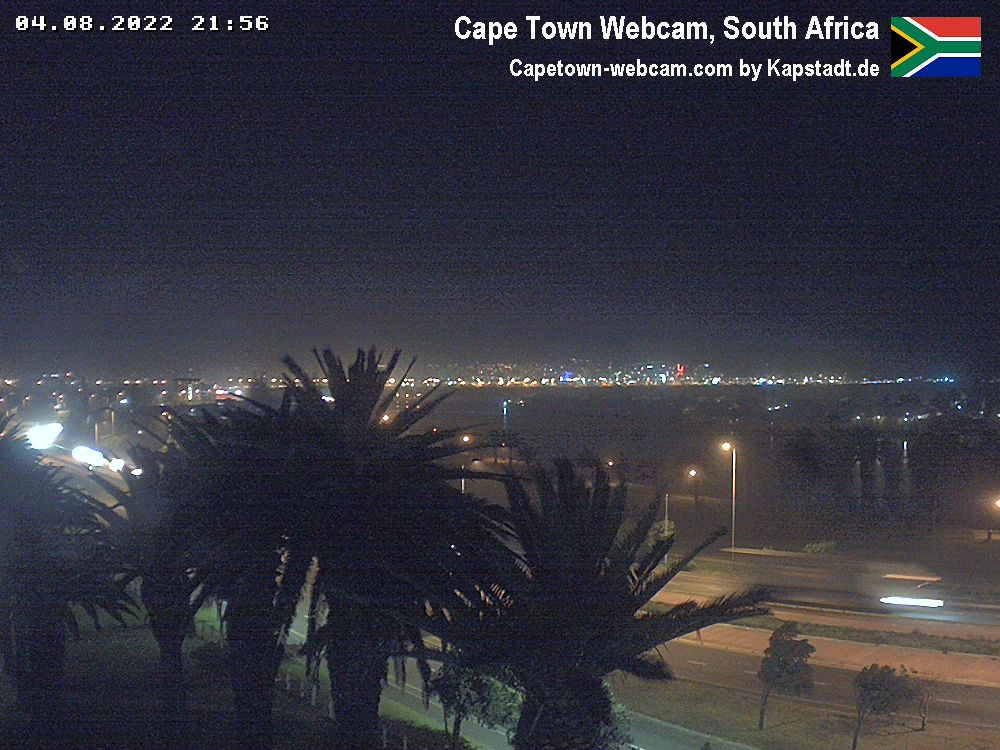 Cape Town Webcam Kapstadt